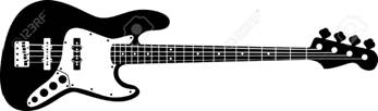 Image result for guitar image drawing